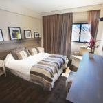 Hotel Portillo Quarto Vista Lago com cama queen