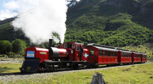 Ushuaia Trem
